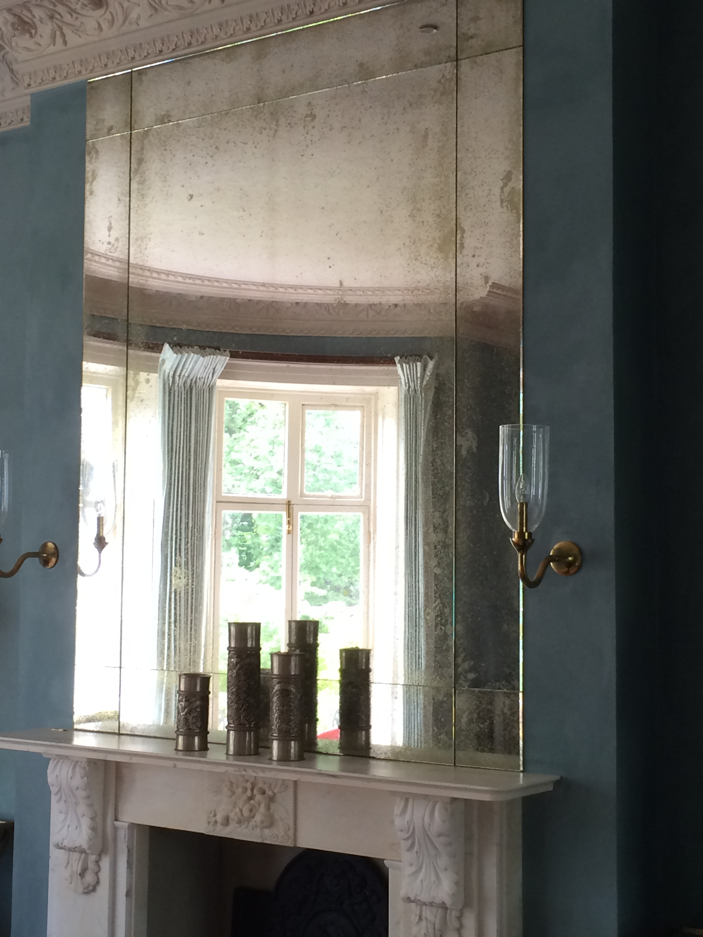 Antique Mirror Glass | Dominic Schuster