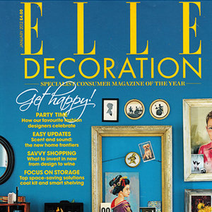 Elle Decoration, August 2012