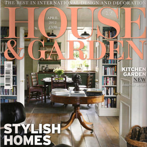 Home Garden magazine, Apr 2012