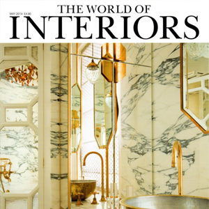 World of Interiors magazine, May 2014