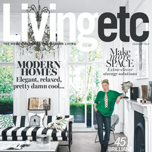 Living Etc magazine, Feb 2015