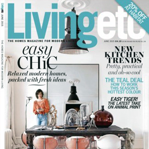 Living Etc magazine, June 2015