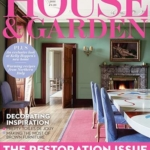 House & Garden Feb 2016 cover